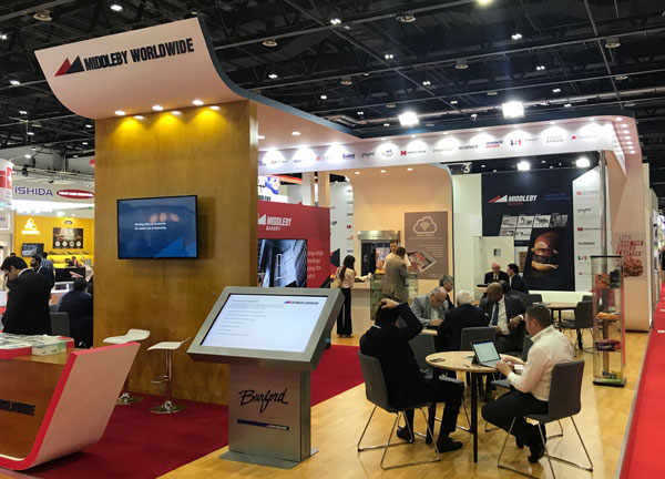 Scanico at Gulfood Manufacturing 2019