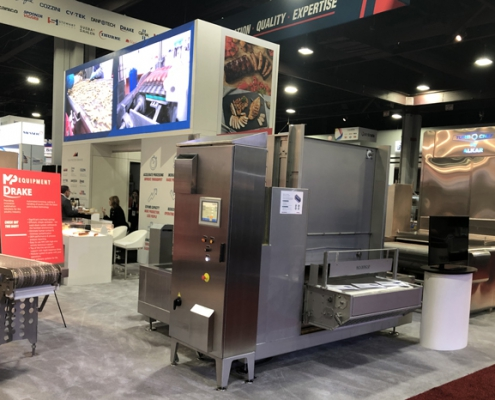 Scanico with Middleby Food Processing at IPPE 2020