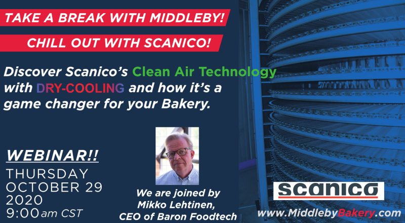 Scanico Clean Air Technology Webinar October 29, 2020